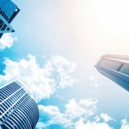 picture of office buildings